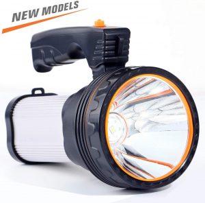 CSNDICE 35W Rechargeable Spotlight