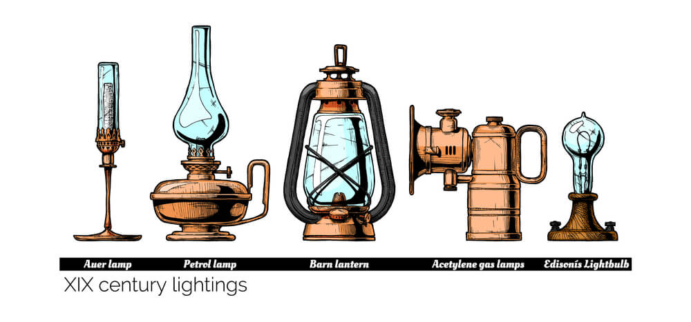 who invented the light bulb guide