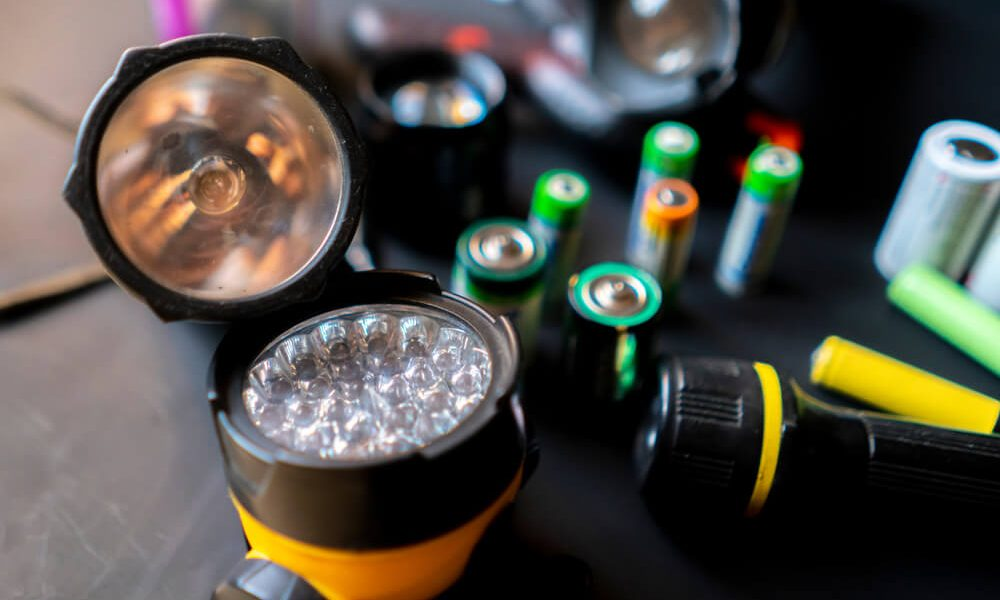 How to Get Corroded Batteries Out of a Flashlight