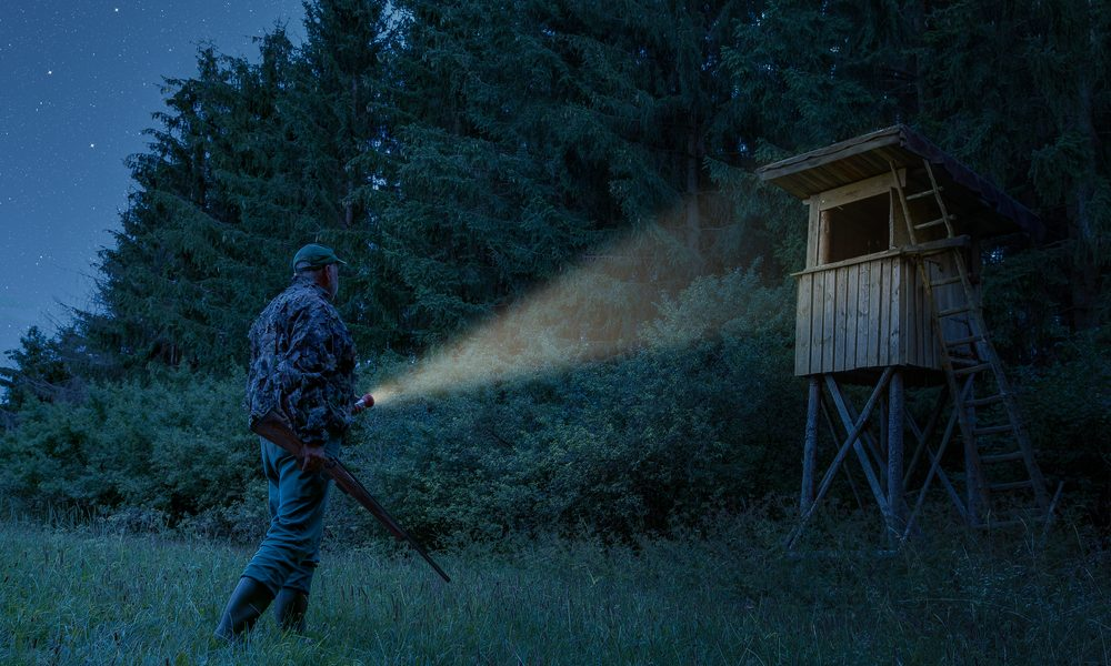 list of best rechargeable spotlights for hunting