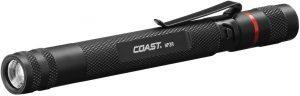 Coast HP3R 245 Lumen Rechargeable LED Penlight